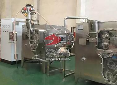 LG300型干法制粒机